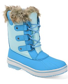 Journee Collection Women's North Snow Boot