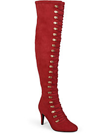 Journee Collection Women's Wide Calf Trill Boot