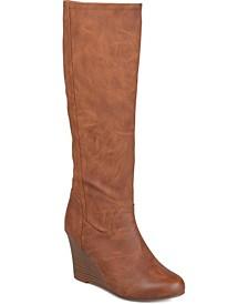 Women's Wide Calf Langly Boot