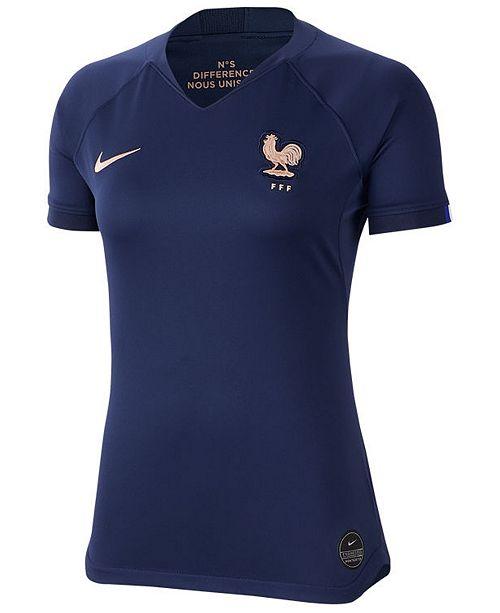 new arrival c96a8 468d3 Women's France National Team Women's World Cup Away Stadium Jersey