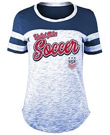 5th & Ocean Women's USA National Team Space Dye T-Shirt