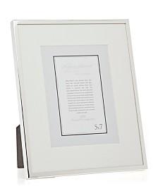 Philip Whitney Thin Silver Frame - 5x7