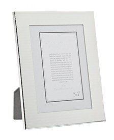 Philip Whitney Etched Stripes Frame - 5x7