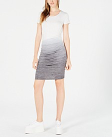 Ombré Side-Ruched Dress, Created for Macy's