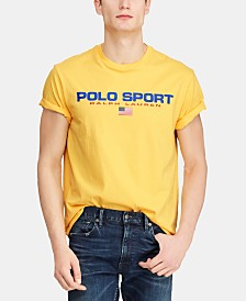 Polo Sport Ralph Lauren Men's Cotton T-Shirt