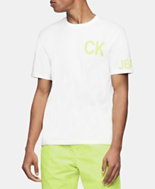 Calvin Klein Jeans Men's Hero Logo Graphic T-Shirt