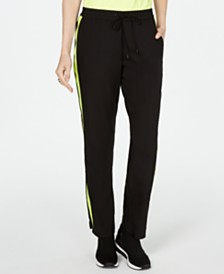 Michael Michael Kors Side-Striped Track Pants