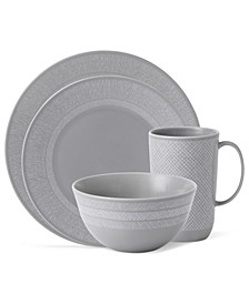 Dinnerware, Simplicity Gray Collection