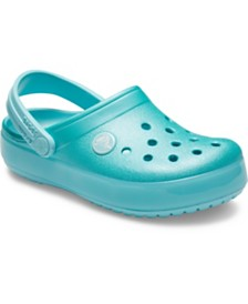 Crocs Baby, Toddler & Little Girls Crocband Ice Pop Clog