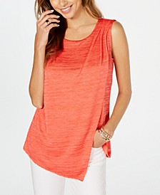 Textured Crossover Top, Created for Macy's