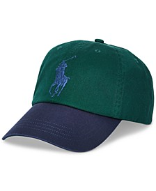 Men's Big Pony Baseball Cap