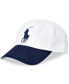 Polo Ralph Lauren Men's Big Pony Baseball Cap