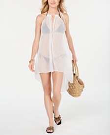 I.N.C. Solid Beach Dress, Created for Macy's