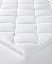 Luxe California King Mattress Pad, Created for Macy's