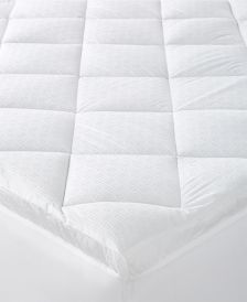 Luxe Queen Mattress Pad, Created for Macy's