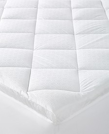 Hotel Collection Luxe Mattress Pad Collection, Created for Macy's