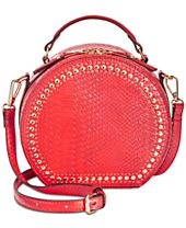 INC Rilie Circle Top-Handle Crossbody, Created for Macy's