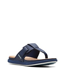 Clarks Women's Cloudsteppers Step June Reef Flip-Flops