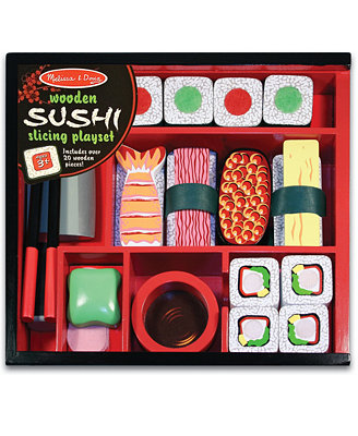 Kids Toys, Sushi Slicing Playset by Melissa And Doug