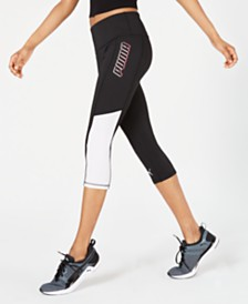 Puma Modern Sports Colorblocked Cropped Leggings