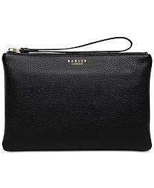 Radley London Zip-Top Clutch