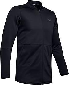 Men's Warm-Up Bomber Jacket