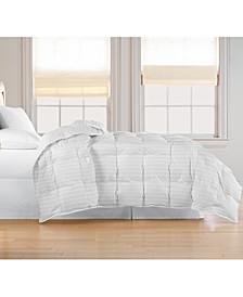 Oversized White Goose Feather/Down Comforter Collection