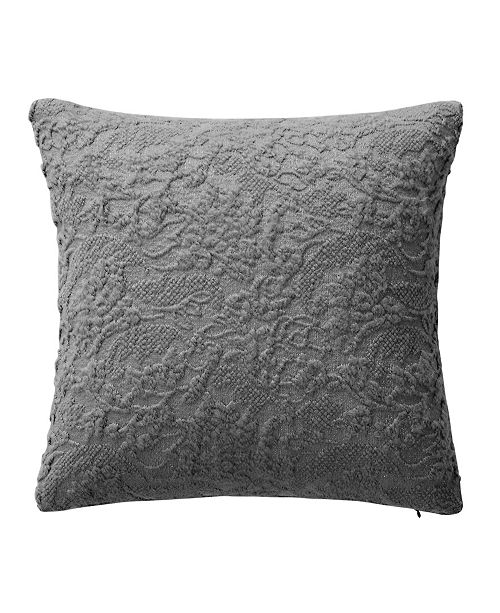 """Waterford Raquel 16"""" X 16"""" Square Pillow"""