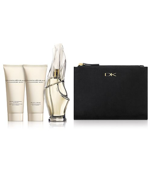 Donna Karan 4-Pc. Cashmere Mist Luxuries Gift Set