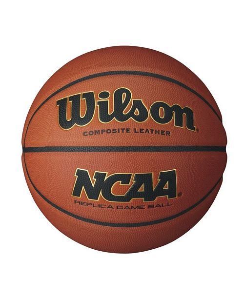 Wilson Sport Wilson NCAA Replica Official Size Game Basketball
