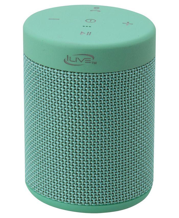 iLive - Waterproof Bluetooth Wireless Speaker