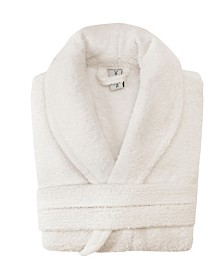 Enchante Home Shawl Collar Turkish Cotton Bathrobe