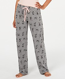 Jenni Novelty Pajama Pants, Created for Macy's