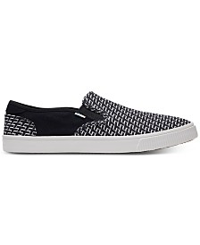 TOMS Men's Baja Pattern Printed Slip-On Sneakers