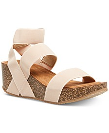 Zoeyy Stretch Wedges