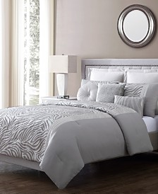 Kalahari 8-Pc. Queen Comforter Set