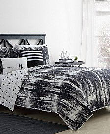 Woodland King 5PC Quilt Set