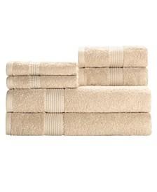 Heirloom 6-Pc. Towel Set