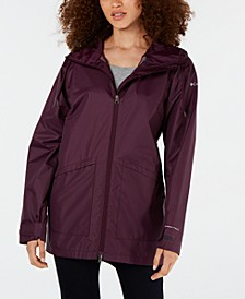 Women's Arcadia Omni-Tech™ Water-Repellent Hooded Jacket