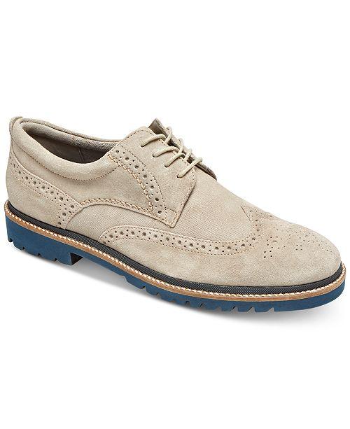Rockport Men's Marshall Wingtip Shoes