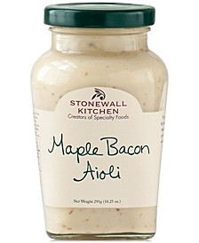 Maple-Bacon Aioli