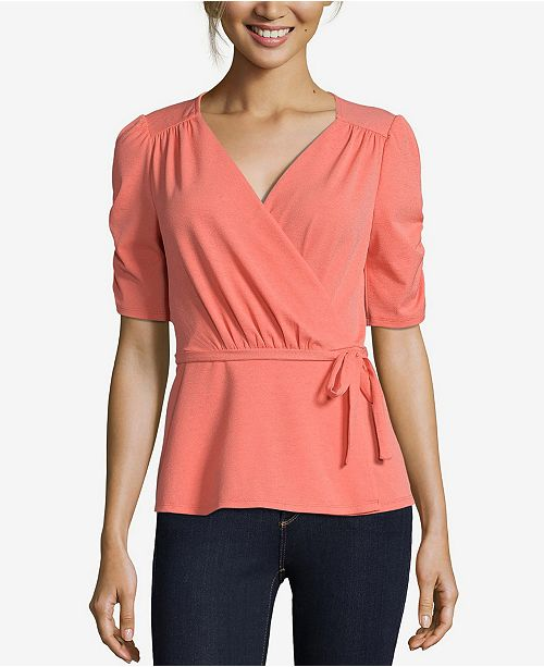 John Paul Richard JohnPaulRichard Solid Wrap Top