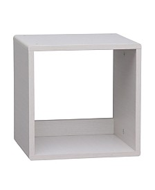 Stackable Open Cube Storage