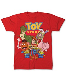 Toy Story Group Men's Graphic T-Shirt