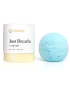 Musee Just Breathe Comfort Bath Balm, 8-oz.