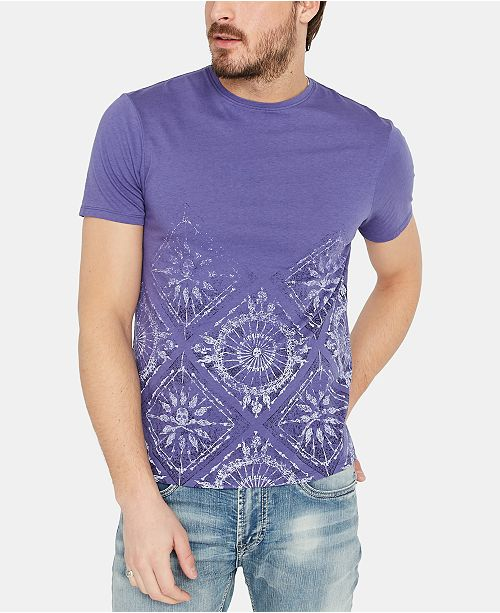 Buffalo David Bitton Men's Tasley Bohemian T-Shirt