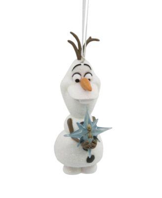 Hallmark Christmas Star Blown Glass Ornament