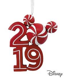 Disney Mickey Mouse Icon 2019 Christmas Ornament