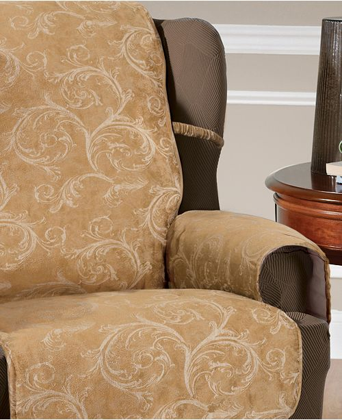 Home Solutions Furniture: P/Kaufmann Home Innovative Textile Solutions Lemont Scroll