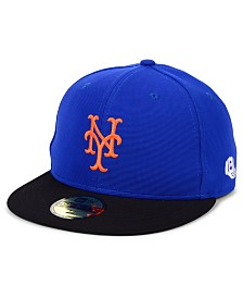 New Era New York Mets Cooperstown Flip 59FIFTY Fitted Cap